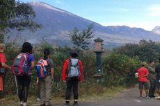 Tim SAR Dikirim untuk Evakuasi Pendaki Malaysia yang Tewas di Gunung Rinjani