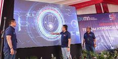Serius Jadi Pemain Terbesar di Platform Digital, Telkom Bangun Hyperscale Data Center