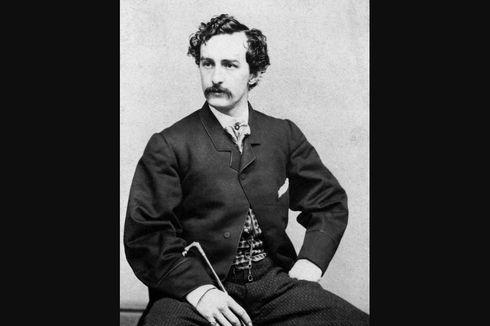 Biografi Tokoh Dunia: John Wilkes Booth, Aktor Pembunuh Presiden
