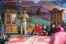Pemkot Palembang Daftarkan Tradisi Ngobeng ke UNESCO