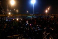 Ledakan Bom di Terminal Kampung Melayu, Arus Lalu Lintas ke Otista Ditutup