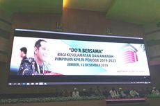 Komisioner KPK Terpilih Nurul Ghufron Gelar Perpisahan di Jember