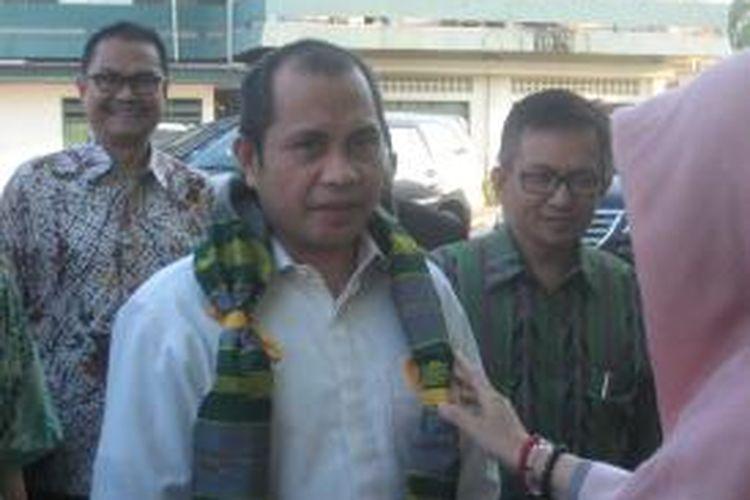 Menteri Desa, Pembangunan Daerah Tertinggal (PDT), dan Transmigrasi Marwan Jafar