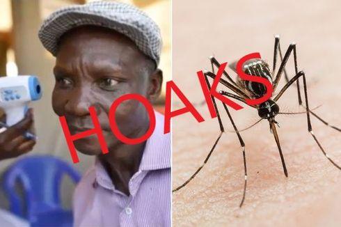 [HOAKS] Kentut Pria Uganda Bisa Bunuh Nyamuk dalam Radius 6 Meter