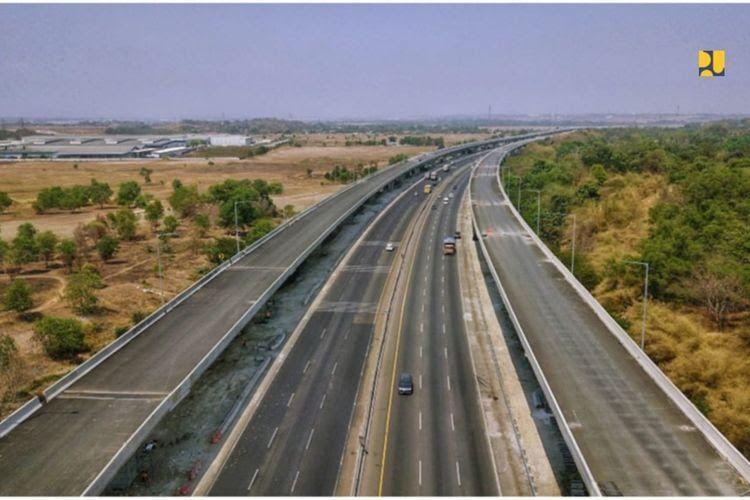 Jalan tol elevated