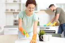 7 Bahan yang Bisa Membersihkan Rumah, Mentimun hingga Kulit Pisang