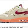 Keren, Nike Air Max 1 x Clot, Sneaker