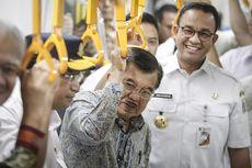 Kalla Sebut Penentuan Tarif MRT Harus Dicari Jalan Tengah