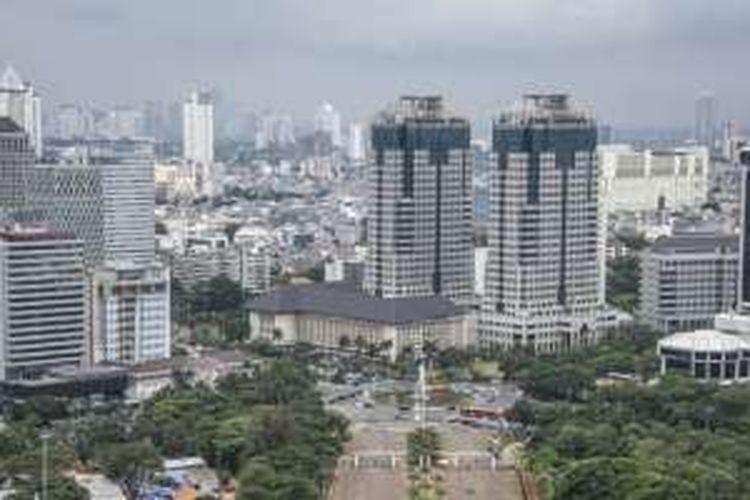 Jumlah konsumsi energi di Jakarta lebih besar daripada di Jepang.