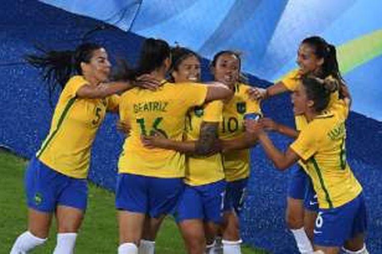 AS, Kanada, dan Brasil Lolos ke Perempat Final