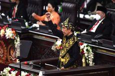 Rangkuman Pidato Jokowi: Dari Membajak Krisis hingga Mereka yang Paling Agamis...