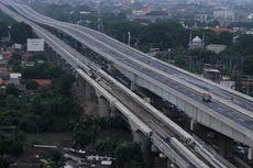 Sudah Diresmikan Jokowi, Tol Layang Japek Belum Dibuka Untuk Umum