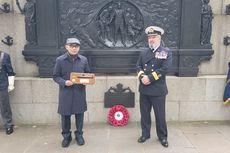 Komunitas Kapal Selam Inggris Peringati Tragedi KRI Nanggala-402