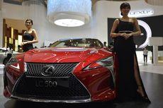 Lexus Indonesia Tak Peduli Hasil Penjualan Kompetitor