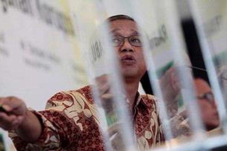 Wakil Ketua Komisi Pemberantasan Korupsi Busyro Muqoddas