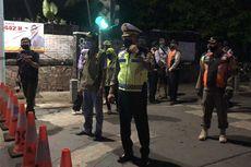 10 Jalan di Jakarta Disekat tetapi Ojol Masih Boleh Lewat