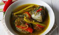 Resep Gulai Ikan Tongkol Tanpa Santan, Pakai Bumbu Kuning