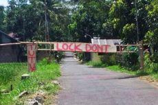 Di Balik Viral Foto Lockdown Desa di Magetan, Masuk Zona Merah, 60 Orang Isolasi Mandiri