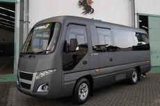Micro Bus Super Mewah Buatan Adiputro, Pakai Kursi Selonjor