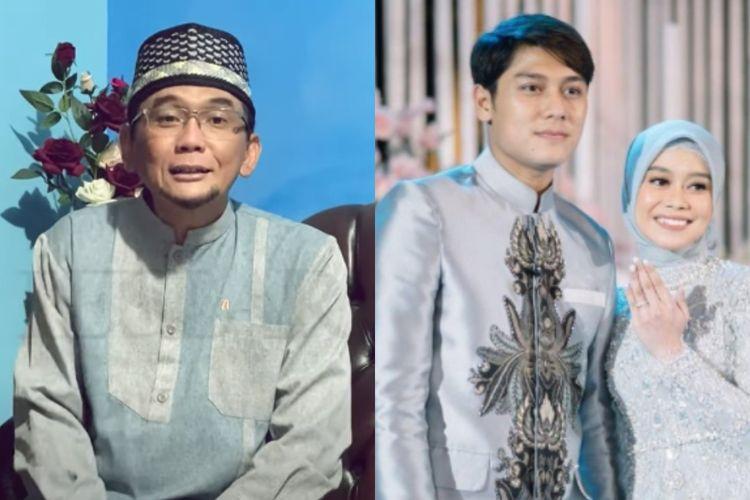 Ustaz Subki bicara soal akad nikah Lesti Kejora dan Rizky Billar yang dilakukan dua kali.