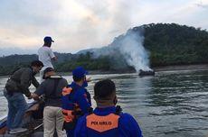 Detik-detik 20 Warga Bakar Kapal Ikan, lalu Cegat dan Paksa Polisi Serahkan Seluruh Awaknya