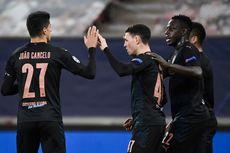 Hasil Olympiakos Vs Man City, Gol Pemuda 20 Tahun Loloskan The Citizens