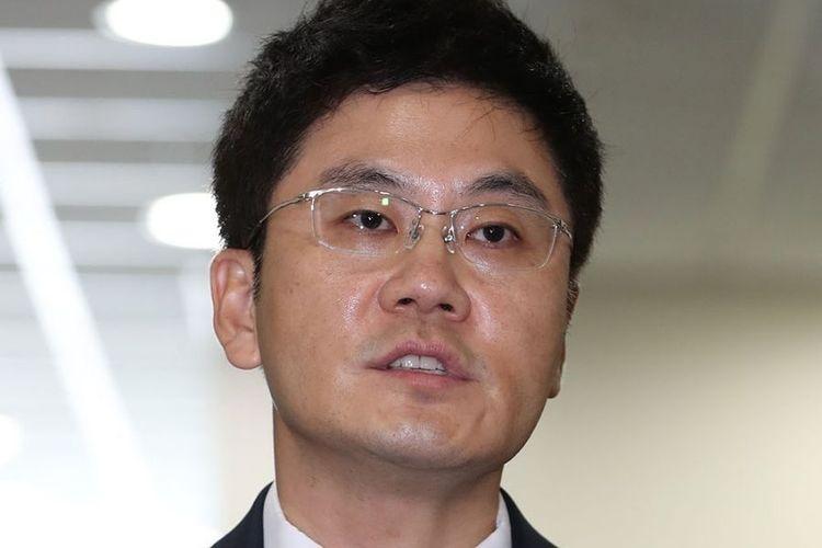 Mantan CEO YG Entertainment, Yang Min Suk.