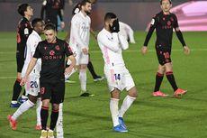 Real Madrid Vs Real Sociedad - Tertahan di Kandang, Los Blancos Gagal Salip Barcelona