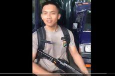 Kompolnas Sarankan Bripda GAP dan Pengunggah Video Polisi Kokang Senjata Berdamai