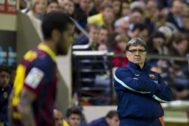 Pelatih Barcelona, Gerardo