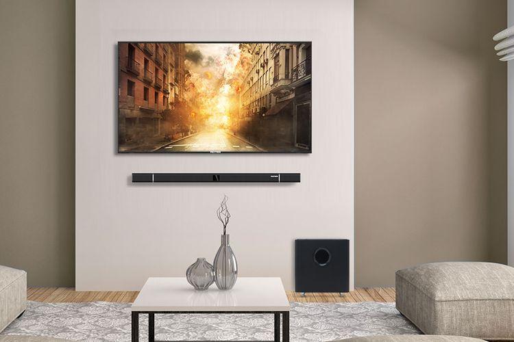 Ilustrasi ruang keluarga