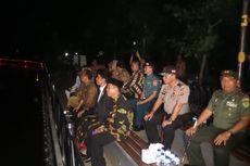Jokowi Sempatkan Nonton Air Mancur Menari di Purwakarta
