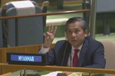 Baru Diangkat, Dubes Myanmar Utusan Militer Langsung Mundur, Ternyata...