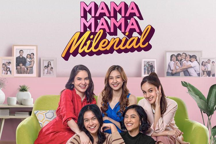 Poster Mama Mama Milenial