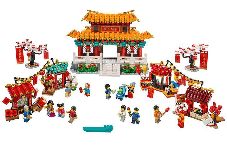 Pasar LEGO