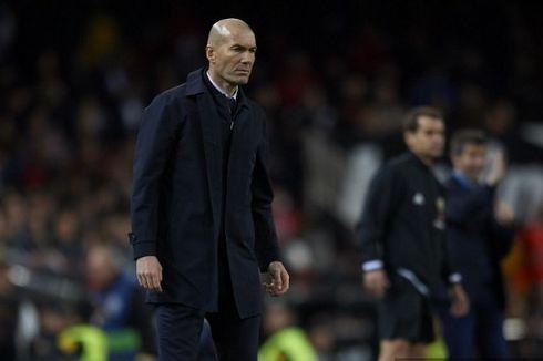 CEO Manchester City Kagum dengan Zinedine Zidane