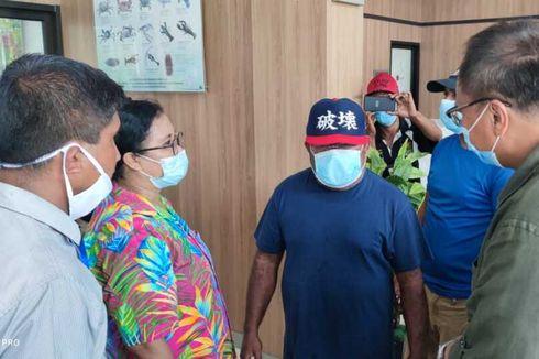 Ini Alasan Papua Nugini Putuskan Deportasi Gubernur Papua Lukas Enembe dan 2 Kerabatnya