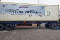 Madeinindonesia.com Fasilitasi Ekspor Ikan Tuna Beku ke Vietnam