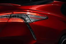 Intip Generasi Terbaru Toyota Camry
