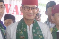 Sandiaga Belum Berpikir soal Rotasi Pejabat DKI Jakarta