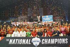 UPI dan UNJ Juara LIMA Futsal