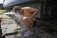 Suhu Capai 51 Derajat Celcius, Jalanan di India Meleleh