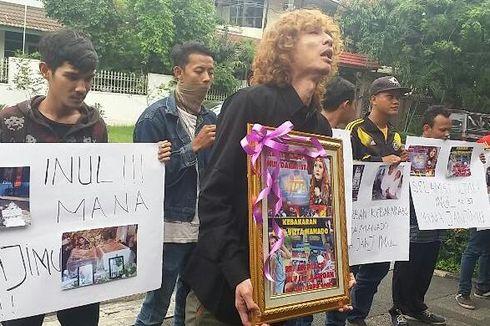 Ultah Ke-37, Inul Didatangi Keluarga Korban Kebakaran Inul Vizta Manado