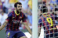 Fabregas: Barca Tak Hanya Messi dan Neymar