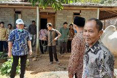 Ipar Jokowi Serahkan Relawannya dalam Pilkada Gunungkidul untuk Pasangan Partai NasDem