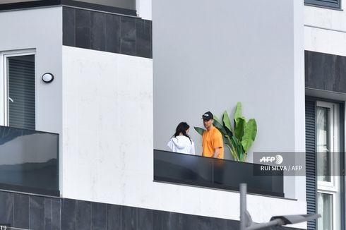 Rumah Ronaldo di Madeira Kemalingan, Barang-barang Pribadi Raib