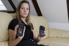 Galaxy S III Meledak, Pemilik Terluka Parah