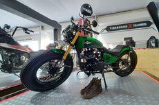 Melihat dari Dekat Kawasaki W175 Milik Jokowi