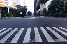WFH Bikin Jalan Lengang, Pengemudi Jangan Malah Ngebut