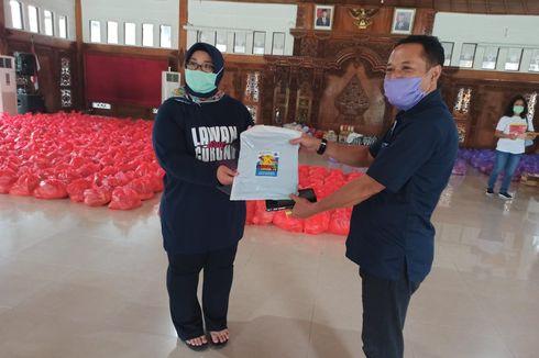 Atasi Dampak Covid-19, BLK Surakarta Kirim Bantuan APD ke Sragen
